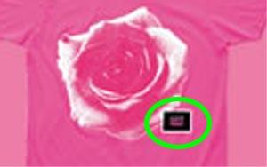 クォーターパウンダー バラ色Tシャツ当たる!